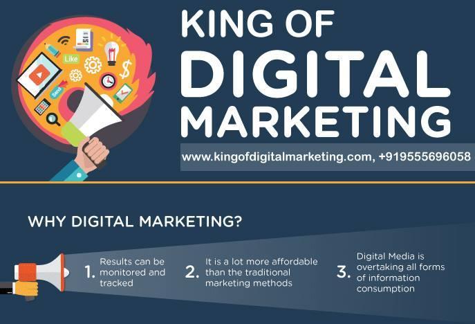 king of digital